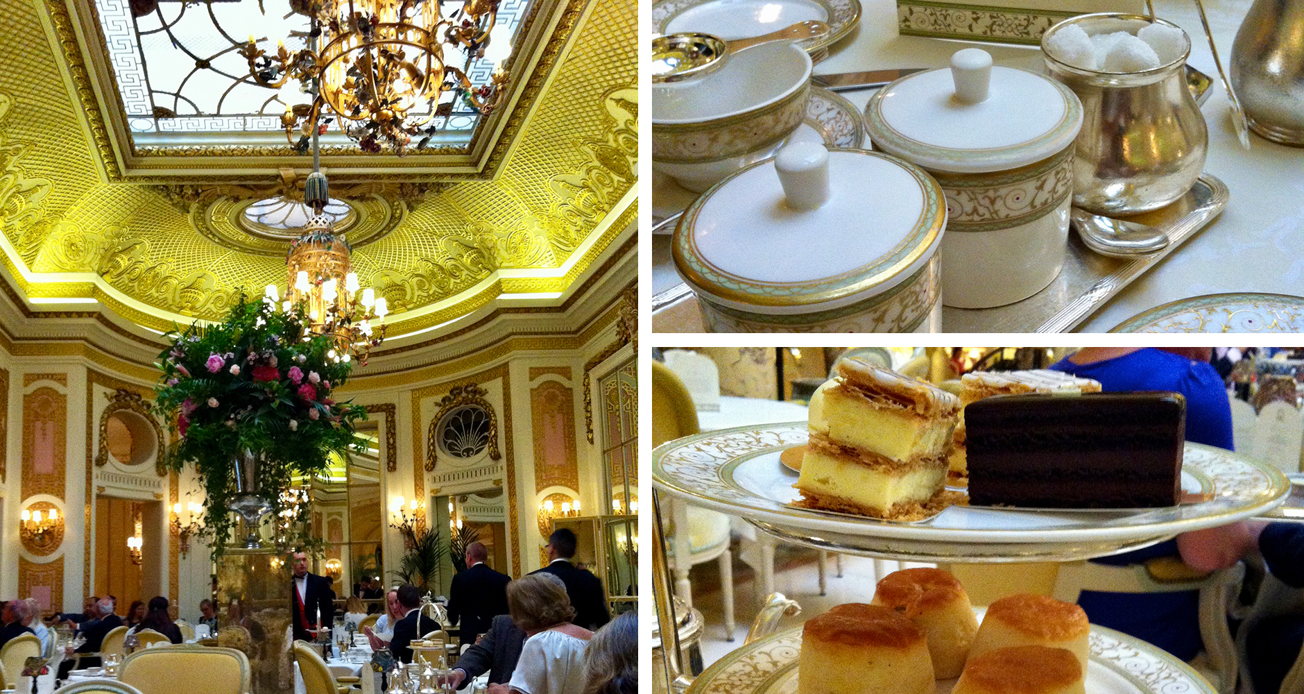 Traditional Afternoon Tea at The Ritz